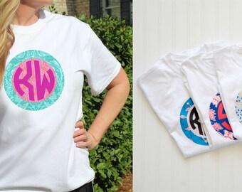 Monogram Shirts | Designer Inspired