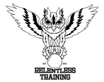 Relentless Training T-Shirt