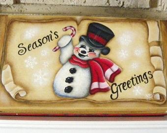 Season's Greetings Box