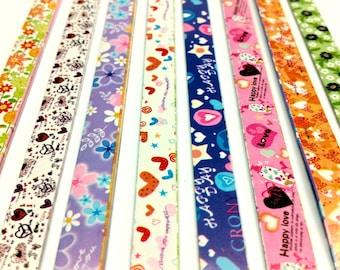 Lucky Star Paper Strips