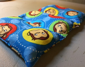 Rice Heat Pad - Curious George Kid's Size