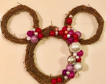 Make It Pink! Christmas Wreath
