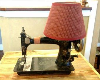 Singer Sewing Machine Lamp