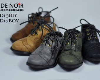 CODENOiR - BJD shoes for Sd 13 Boy / Sd 17 boy / 1/3 BJD Boy