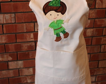 Fairy Tale Peter Pan Apron