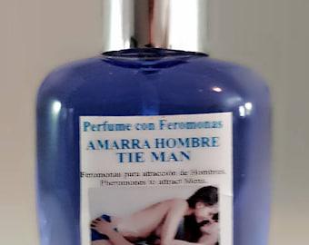 Pheromones Perfume tie man in oil 1.7 oz