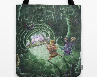 He-Man Tote Bag
