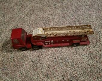 Buddy L hook 'n' ladder fire truk