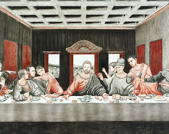 The Lamb's Supper Created by Tobin Bortner