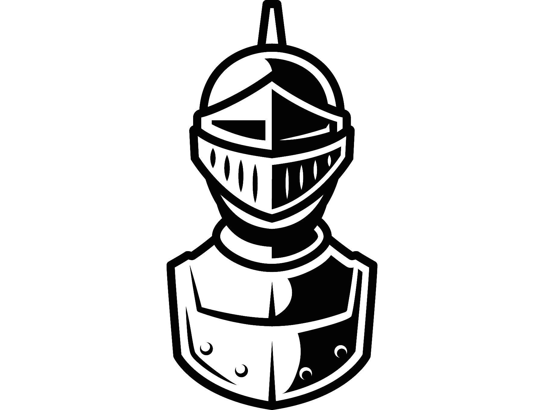 Knight 7 Metal Armor Helmet Sword Horse Monarch Military