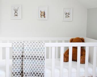 Handgestrickte Babydecke, gestrickte Decke aus Merinowolle, Mädchen-Decke, junge Decke