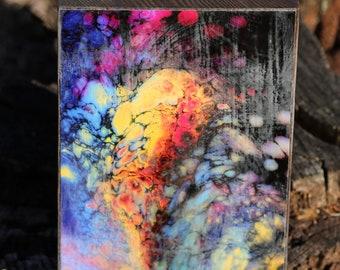 Color Burst I