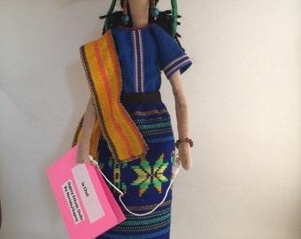 Ix Chel Mayan Goddess of Moon, Water, Weaving and Childbirth.