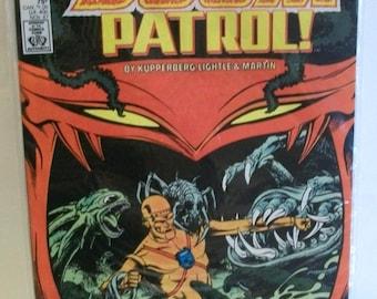 Doom Patrol #2 (2nd Series)   Robotman On Cover Destroy The Doom Patrol  Very Good to Very Fine Vintage Comic Book 1987  Dc Comics