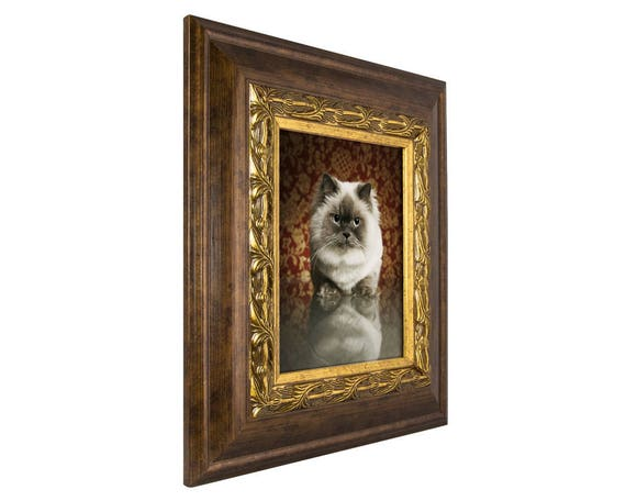 Craig Frames 14x18 Inch Gold And Bronze Picture Frame