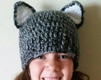 Baby/Toddler Critter Hat