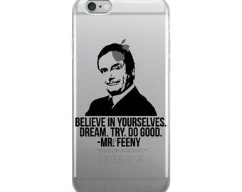 Believe in Yourselves iPhone Case