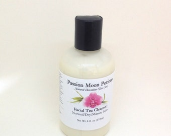 Facial Tea Cleanser Mature Skin