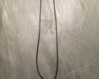 Quartz chakra necklace