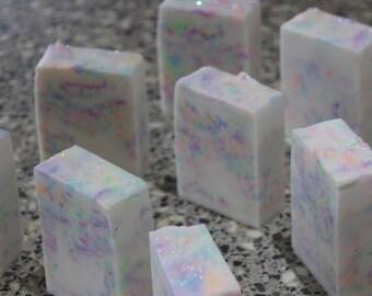 Confetti Goats Milk Soaps