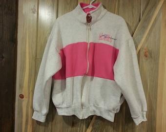1990 Alaska zip up sweatshirt!