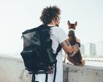 DSLR camera backpack, dslr camera bag, camera rucksack, waterproof backpack, laptop backpack, travel backpack, photographer gift, large bag