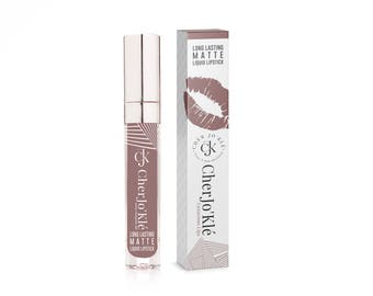 Chai Liquid to Matte Lipstick