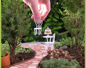 How to Create a Living Miniature Garden, Version 2.0, Instant PDF Digital Download for In Ground or in a Container