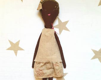 "Ginette de la rag doll ""Les Ginettes"". A Rag Dolls Collection"