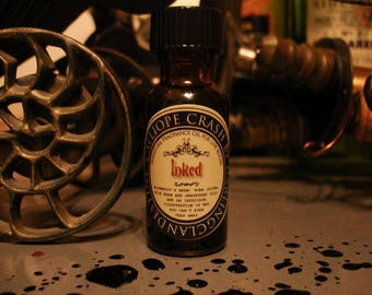 Mid-April PREORDER: Inked handcrafted fragrance oil