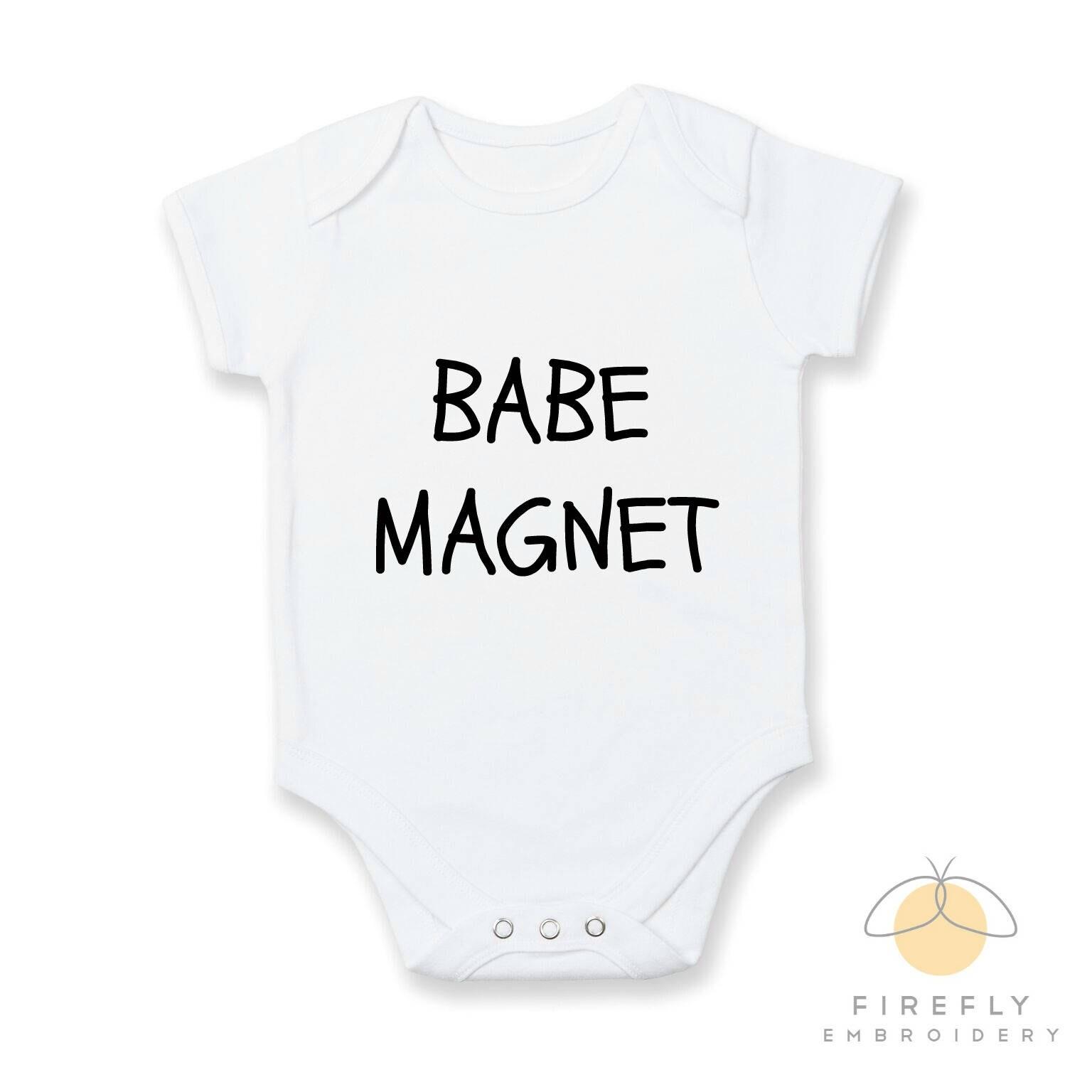 Babe Magnet Baby Vest