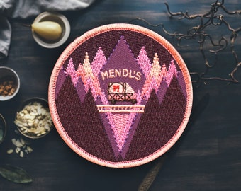 """The Bridge of the River Purple Patch 