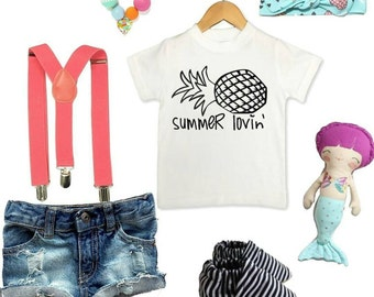 Hipster Baby Shirt / Toddler Shirt / Pineapple Shirt / Baby Shirt / Toddler Clothing / Toddler Tee / Kids Tee / Baby Tshirt