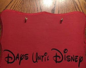Disney Countdown - Small