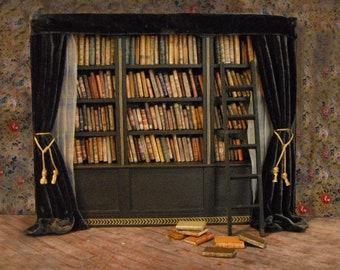 Miniature Library of Forgotten Books