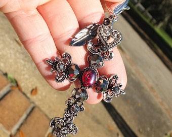 WINGS of FAITH CLIP Cross, Faith, Purse Clip, Bag Clip, Purse Jewelry