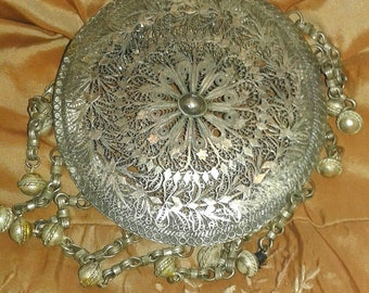 Vintage ethnic bridal piece