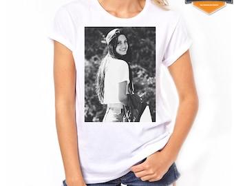 Lana Del Rey Honeymoon,Ultraviolence,Lana Del Rey T-Shirt,Lana Del Rey Tee,Lana Del Rey Buttweiser,Born to Die Shirt,FREE Shipping