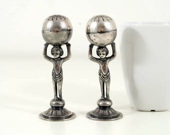Pair of Old Shakers from England