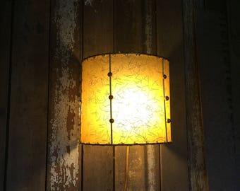 Nice Original Mid Century Modern Sconce Light.