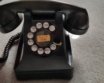 Antique bell system telephone