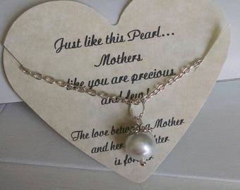 Mother Of The Bride Gift From Daughter, Thank You For Raising The Man Of My Dreams, Mother Of The Groom, Mother In Law Gift
