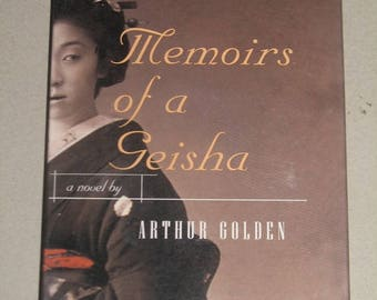 Memoirs of a Geisha Audio Book by Arthur Golden