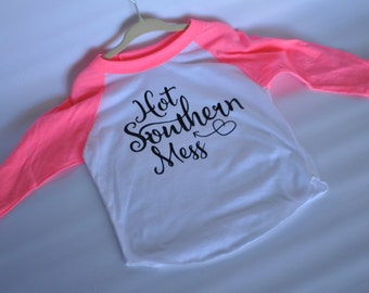 Hot Southern Mess T-shirt
