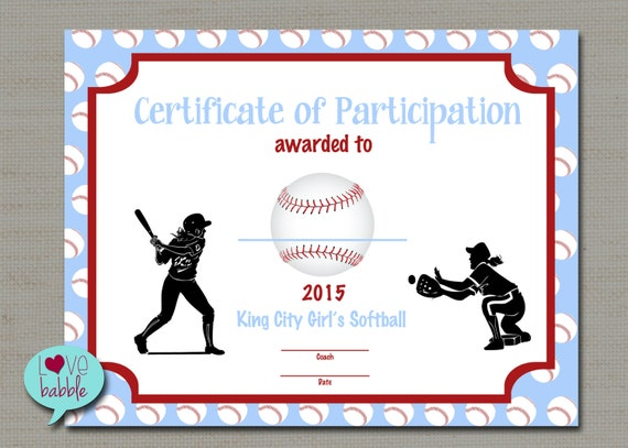 tball certificate  t ball award certificates - Yelom.myphonecompany.co