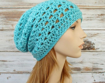 Instant Download Crochet Pattern - Crochet Hat Pattern - Juliet Slouchy Beanie Pattern - Womens Hat Pattern Womens Accessories