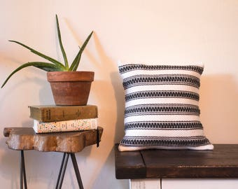 Small Classic Stripe Pillow