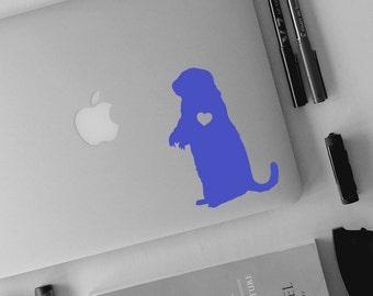Prairie Dog sticker Car Laptop Vinyl Decal Sticker