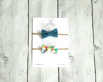 Mini Bow Set - The Isla