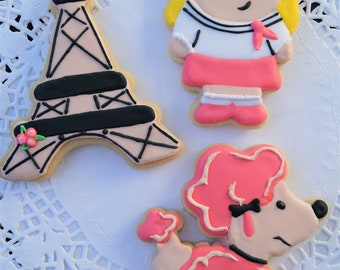 French party cookies
